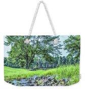 Babbling Creek Weekender Tote Bag