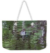 Babcock Wilderness Ranch - Alligator Lake - Heads Up Weekender Tote Bag