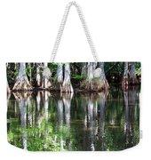 Babcock Wilderness Ranch - Alligator Lake Reflections Weekender Tote Bag