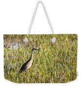 Babcock Wilderness Ranch - Sandhill Crane Weekender Tote Bag