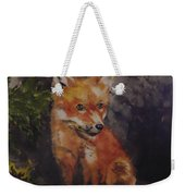 Babe In The Woods Weekender Tote Bag