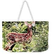 Babe In The Woods Weekender Tote Bag