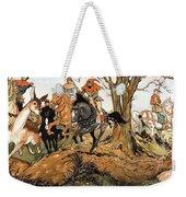 Babes In The Wood Weekender Tote Bag