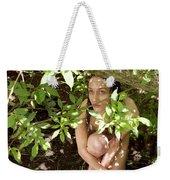 Baby Animal Weekender Tote Bag