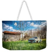 Baby Blues Weekender Tote Bag