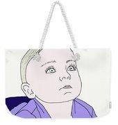 Baby Boy Weekender Tote Bag