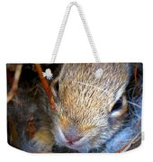 Baby Bunny Weekender Tote Bag