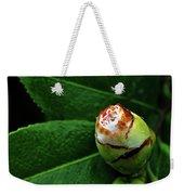 Baby Camellia Weekender Tote Bag