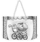 Baby Carriage Weekender Tote Bag