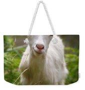 Baby Goat Weekender Tote Bag