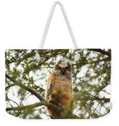 Baby Great Horned Owl Weekender Tote Bag