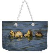 Baby Pool Weekender Tote Bag