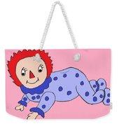 Baby Rag Doll Weekender Tote Bag
