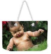 Baby Sneeze Weekender Tote Bag