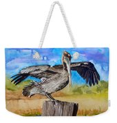 Baby Spreads His Wings Weekender Tote Bag