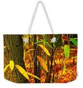 Baby Tree Foliage Weekender Tote Bag