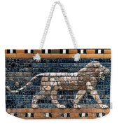 Babylon: Lion Weekender Tote Bag