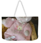 Baby's First Doll Weekender Tote Bag