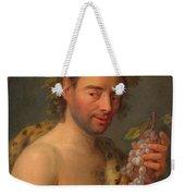 Bacchus Weekender Tote Bag