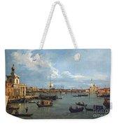 Bacino Di San Marco From Canale Della Giudecca Weekender Tote Bag