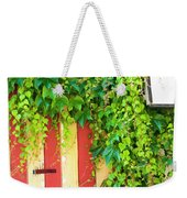 Back Alley Color Weekender Tote Bag