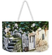 Back Alley Living Weekender Tote Bag
