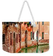 Back Alley Weekender Tote Bag