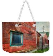 Back Alley Weekender Tote Bag