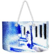 Back Alley Rendezvous Weekender Tote Bag