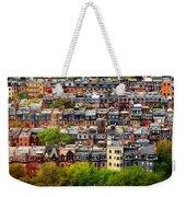 Back Bay Weekender Tote Bag by Rick Berk