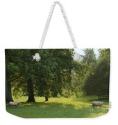 Back From The Meadow Weekender Tote Bag