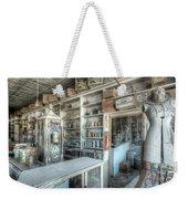 Back In 5 - The General Store, Bodie Ghost Town Weekender Tote Bag