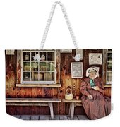Back In The Days Weekender Tote Bag