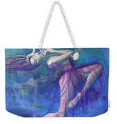 Back In Time Weekender Tote Bag by Dorina  Costras