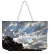 Back Lighting Weekender Tote Bag