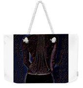 Back Of Beads Weekender Tote Bag
