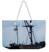 Back Side Pirates Weekender Tote Bag