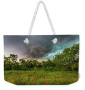 Back To Life - Spring Returns To Western Texas Weekender Tote Bag