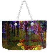 Back To The Forest Weekender Tote Bag