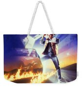 Back To The Future 1985 Weekender Tote Bag