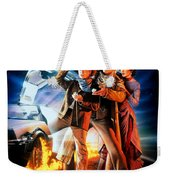 Back To The Future Part IIi 1990 Weekender Tote Bag