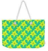 Background Choice Daffodils Weekender Tote Bag
