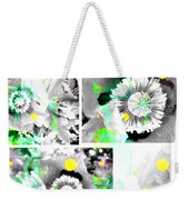 Colour Choice Poppy Collage Weekender Tote Bag