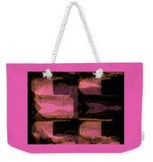 Colour Choice Stone Abstract Weekender Tote Bag