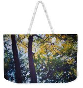 Backlit Weekender Tote Bag