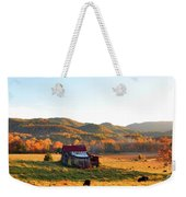 Backroad  Weekender Tote Bag