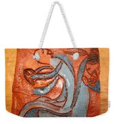 Backseat - Tile Weekender Tote Bag