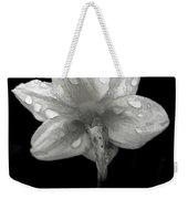 Backside Daffodil Dew Weekender Tote Bag