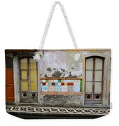 Backstreets Of Palma De Mallorca Weekender Tote Bag