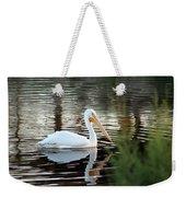 Backwater Serenity Photograph Weekender Tote Bag